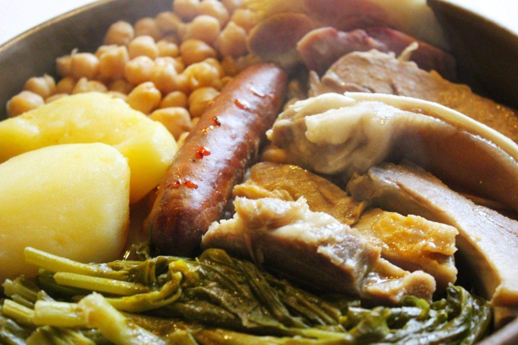 Cocido-gastronomía-gallega