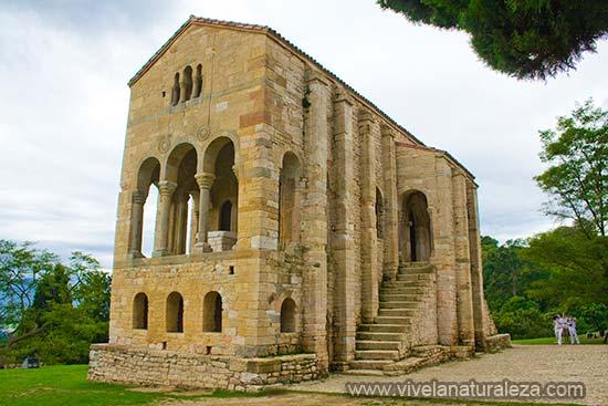 Monumentos de Oviedo y del Reino de Asturias-patrimonio-de-la-humanidad