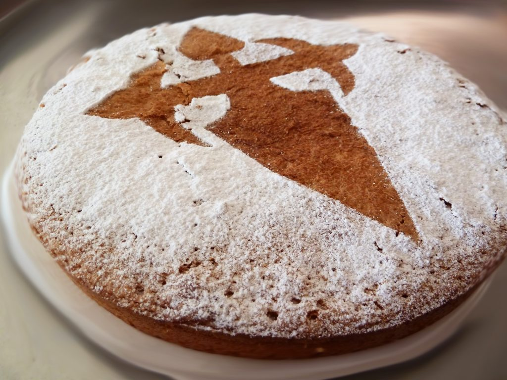 tarta-de-santiago-gastronomía-gallega