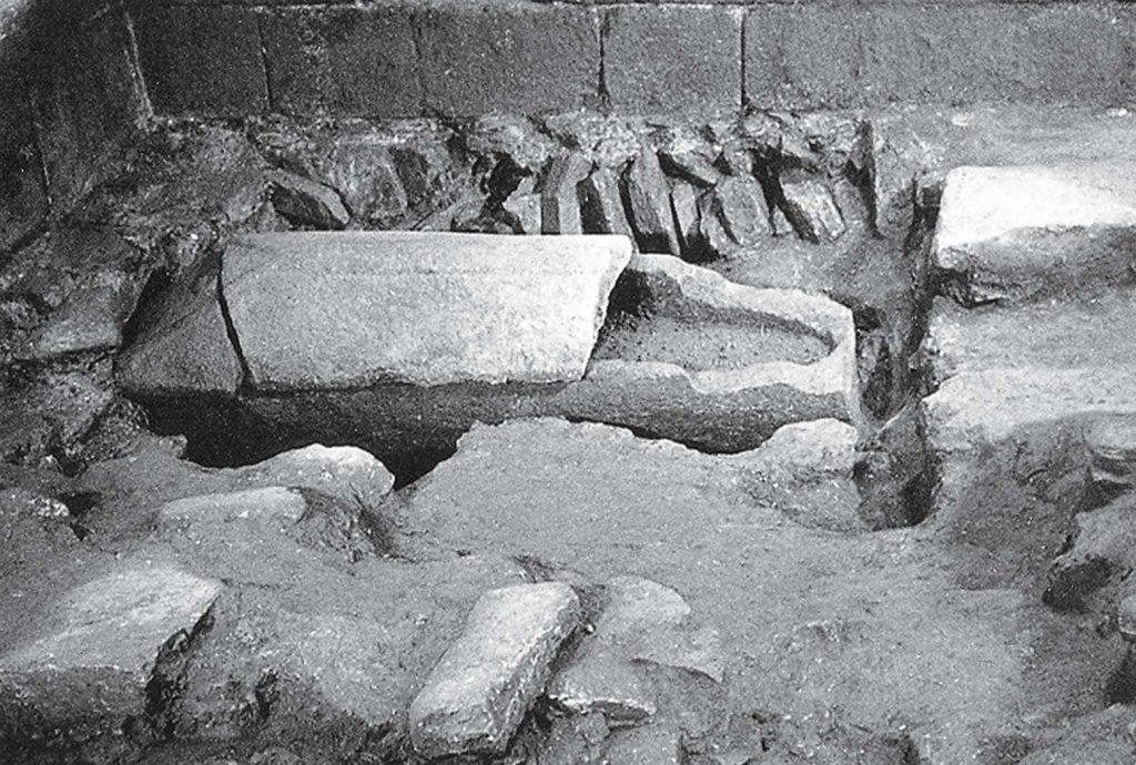 sepulcro santiago