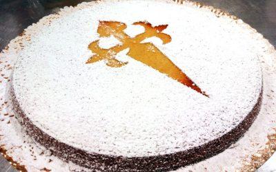 Origen y tradición de la tarta de Santiago