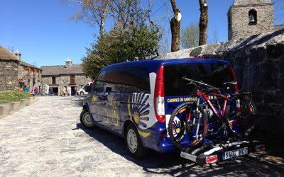 El Camino con vehículo deasistencia¿Sí o no?