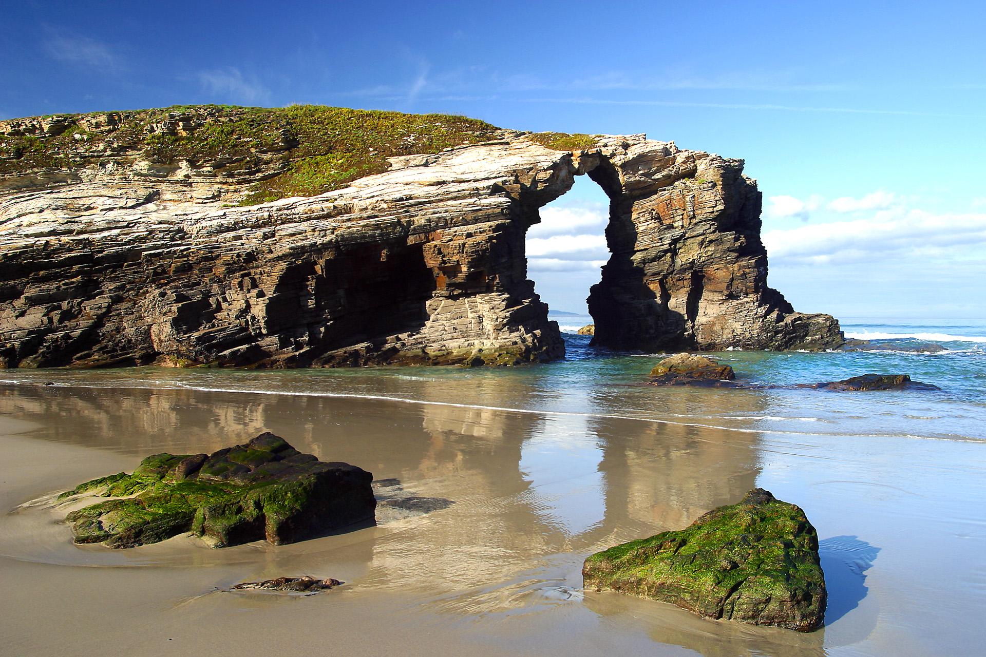 Playas_Camino_de_Santiago