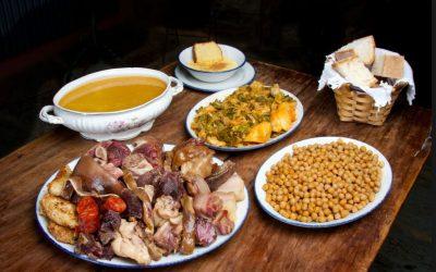 El Cocido Maragato, uno de los platos típicos del Camino de Santiago