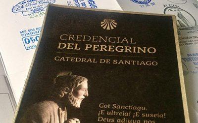 ¿A dónde debo dirigirme si necesito hacerme con la credencial del Camino de Santiago?