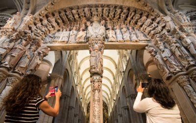 Conoce el Pórtico de la Gloria en tu visita a la Catedral de Santiago