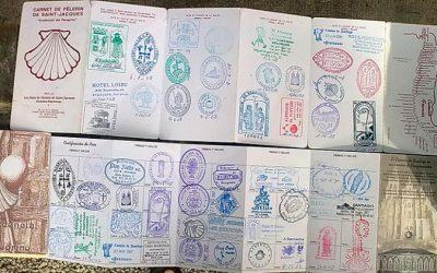 ¿Sabías que existe una web sobre los sellos del Camino de Santiago?